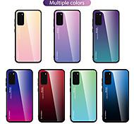 abordables -teléfono Funda Para Samsung galaxia Funda Trasera S9 S9 Plus S8 Plus S8 S10 S10 + S10 Lite Galaxy S10 E A40 Galaxy S10 5G Antigolpes Gradiente de Color TPU
