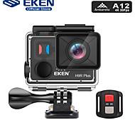 abordables -Eken EKEN H9R Plus 480p / 720p / 1080p Sans-Fil / Full HD DVR de voiture 170 Degrés Grand angle CMOS 2 pouce LCD Dash Cam avec Wi-Fi / Vision nocturne / Enregistrement en Boucle Enregistreur de
