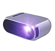 economico -yg210 led mini proiettore portatile home theater cinema 600 lumen 3.5mm supporto audio 1080p riproduzione hd hdmi proiettore usb home media player