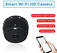 economico -wd8 mini telecamera wifi, wifi telecamera di sicurezza domestica, telecamera di sorveglianza wireless per visione notturna, app per telefono monitor remoto