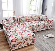 abordables -housse de canapé housse de canapé protecteur de meubles housse de canapé extensible doux tissu jacquard spandex housse super extensible adaptée pour fauteuil / causeuse / trois places / quatre places