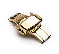 economico -/ / Acciaio inossidabile Cinturino per orologio  Argento / Oro / Rosa altro 1 cm / 0,39 pollici
