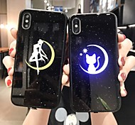 abordables -téléphone Coque Pour Apple Coque Arriere iPhone 11 iPhone XR iPhone 11 Pro iPhone 11 Pro Max iPhone XS iPhone XS Max iPhone X iPhone 8 Plus iPhone 8 iPhone 7 Plus Antichoc Etanche à la Poussière