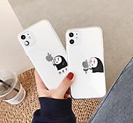 economico -telefono Custodia Per Apple Per retro iPhone 11 iPhone XR iPhone 11 Pro iPhone 11 Pro Max iPhone XS iPhone XS Max iPhone X iPhone 8 Plus iPhone 8 iPhone 7 Plus Resistente agli urti Transparente