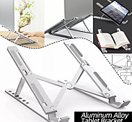 abordables -support portable pliable pour ordinateur portable en alliage d'aluminium