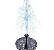 economico -mini fontana ad energia solare giardino stagno piscina pannello solare fontana galleggiante decorazione del giardino fontana d'acqua