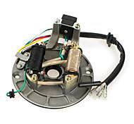 abordables -allumage magnéto stator plaque pour honda jh70 moto 50-125cc dirt pit bike atv go kart