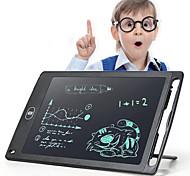 abordables -1 pack tablette d'écriture LCD pour enfants - planche à dessin écran coloré 8.5inch doodle scribbler pad apprentissage jouet éducatif - cadeau pour garçon fille de 2-6 ans (noir)