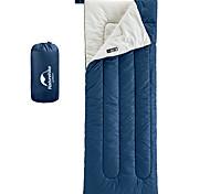 abordables -Randonnée nature Sac de couchage De plein air Camping Rectangulaire 18~25 °C Simple Coton T / C Etanche Respirable Chaud Ultra léger (UL) Respectueux de la peau 205*85 cm Printemps Eté pour Camping