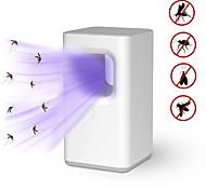 abordables -Brelong bionic humain température silencieux tueur de moustiques led chambre à coucher intérieure lumière de nuit 1 pc