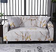 economico -copridivano elasticizzato copridivano morbido resistente stampato copridivano lavabile protezione per mobili poltrona / divanetto / tre posti / quattro posti / divano a forma di l