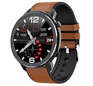 abordables -L11 Unisexe Bracelets Intelligents Bluetooth Imperméable Moniteur de Fréquence Cardiaque Mesure de la pression sanguine Suivi de distance Informations Podomètre Rappel d'Appel Moniteur d'Activit