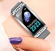 abordables -F28 Unisexe Bracelets Intelligents Bluetooth Imperméable Moniteur de Fréquence Cardiaque Mesure de la pression sanguine Suivi de distance Informations Podomètre Rappel d'Appel Moniteur d'Activit
