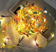 abordables -2m Guirlandes Lumineuses 20 LED Blanc Chaud La Saint-Valentin jour de Pâques Soirée Décorative Vacances Piles AA alimentées