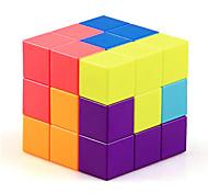 abordables -Ensemble de cubes de vitesse 1 pcs Cube magique Cube QI YongJun Sudoku Cube 3*3*3 Cubes Magiques Casse-tête Cube Brillant Type magnétique Soulagement de stress et l'anxiété Enfants Adulte Jouet Cadeau