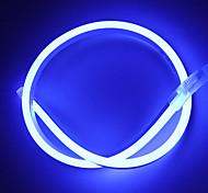 abordables -3M bandes lumineuses LED Ruban LED Flexibles Lampes néon 360 LED 2835 SMD 6mm 1Set Support de montage 1 set Blanc Chaud Blanc Rouge Fête de la St. Patrick Noël Imperméable Extérieur Découpable 12 V