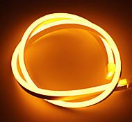 abordables -5m bandes lumineuses LED Ruban LED Flexibles Lampes néon 600 LED 2835 SMD 8mm 1Set Support de montage 1 set Blanc Chaud Blanc Rouge Fête de la St. Patrick Noël Imperméable Extérieur Découpable 12 V