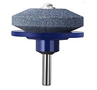 abordables -Perceuse à affûtage universelle tondeuse à gazon plus rapide 1pcs - bleu profond