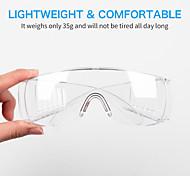 abordables -lunettes de sécurité lunettes transparentes lunettes anti-poussière lunettes de travail laboratoire lunettes dentaires splash lunettes de protection anti-vent
