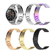 abordables -1 pièces Bracelet de Montre  pour Huawei Conception de bijoux Acier Inoxydable Sangle de Poignet pour MagicWatch 2 42MM MagicWatch 2 46MM
