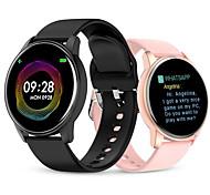 abordables -ZL01 Unisexe Bracelets Intelligents Bluetooth Imperméable Moniteur de Fréquence Cardiaque Mesure de la pression sanguine Suivi de distance Informations Podomètre Rappel d'Appel Moniteur d'Activit