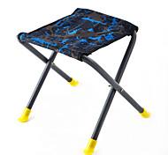 abordables -Tabouret de Camping Tabouret Tri-Leg Portable Pliable Confortable Durable Alliage pour 1 personne Pêche Camping Extérieur Printemps Eté Blanche Bleu Vert