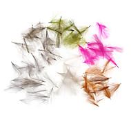 economico -1 pcs Esca volante Pelle Ultra leggero (UL) Pesca a mosca Pesca di acqua dolce Pesca dilettantistica