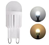 abordables -1 pc 3 W LED à Double Broches 450 lm G9 1 Perles LED LED Haute Puissance Intensité Réglable Blanc Chaud Blanc 220 V