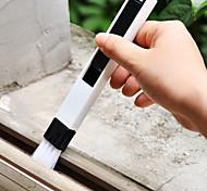 abordables -3 pcs portable fente brosse écran de nettoyage rainure outil fournitures ménagères fenêtre crevasse outil de nettoyage