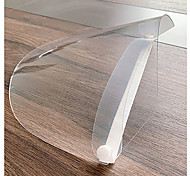 abordables -PC matières premières transparent lns anti-uv anti-choc casque de soudage face à souder lunettes anti-poussière plein visage protection soudage lunettes de moto lunettes de scooter