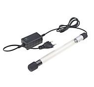 abordables -5w / 9w13w aquarium stérilisateur uv lumière submersible eau propre lampe pour étang poisson réservoir stérilisation lampe