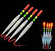 economico -Galleggiante da pesca 5 pcs 3g Per la pesca Indicatore LED Luce LED Plastica Pesca dilettantistica