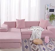 abordables -housse de canapé en peluche solide et anti-poussière tout-puissant extensible en forme de l housse de canapé en tissu super doux avec une taie d'oreiller gratuite