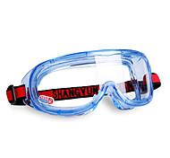 abordables -lunettes de protection / lunettes / fermées / anti-buée / éclaboussures / lunettes de sécurité au travail / coupe-vent et anti-buée / transparent en usine