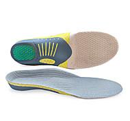 abordables -Inserts de chaussures Semelles de course Semelles de baskets Homme Semelles sportives Supports de pied Absorption des chocs Support d'arche Respirable pour Printemps, Août, Hiver, Eté Fonctionnement