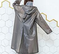 abordables -imperméable épaississant de haute qualité imperméable non jetable long pocho garde du corps anti-poussière
