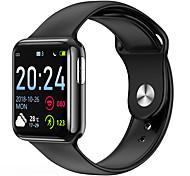 abordables -V5 Montre intelligente avec bracelet pour Android iOS Samsung Apple Xiaomi Bluetooth IPX-7 Niveau imperméable Imperméable Ecran Tactile Moniteur de Fréquence Cardiaque Mesure de la pression sanguine