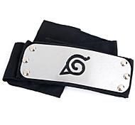 economico -Accessori per capelli Ispirato da Naruto L'occhio d'incenso del Naruto Anime Accessori Cosplay Tessuto Lega Tutti Costumi di Halloween