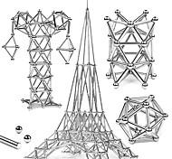 abordables -27+36 pcs 8mm Jouets Aimantés Boules Magnétiques Bâtons Magnétiques Blocs de Construction Aimants de terres rares super puissants Aimant Néodyme Cube casse-tête Aimant Néodyme Brillant Créatif A