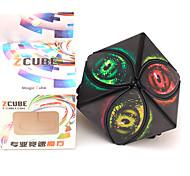 abordables -Ensemble de cubes de vitesse 1 pcs Cube magique Cube QI Zcube 4*4*4 Cubes Magiques Casse-tête Cube Lampe LED Allumage Auto Adultes Enfants Jouet Cadeau