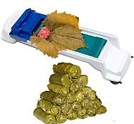 abordables -légumes viande outil de roulement magique sushi rouleau maker chou plante farci feuille de vigne machine créatif sushi moule outil