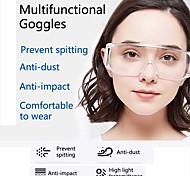 abordables -lunettes de sécurité anti-choc pc lentille lunettes anti-poussière coupe-vent équitation lunettes de protection lunettes de travail protection du travail