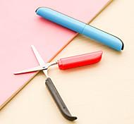 economico -Acciaio + plastica Bianco / Blu chiaro / Verde chiaro 1 pezzo Forbici e coltelli multiuso 16*6*1 cm