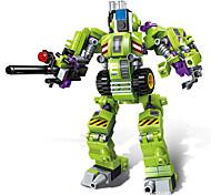 abordables -Blocs de Construction Jouet de voiture de transformation Robot de puzzle 1 pcs Robot compatible Carcasse de plastique Legoing Jouet de mise au point Fait à la main Tous Jouet Cadeau
