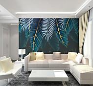 abordables -Papier peint mural autocollant personnalisé bleu et blanc adapté pour chambre salon café restaurant hôtel décoration murale chambre revêtement mural