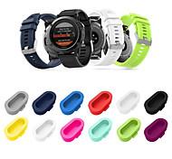 economico -Custodia con banda Per Garmin Garmin Quatix 5 / Garmin Quatix 5 Sapphire / Vivoactive 3 Silicone Proteggi Schermo Custodia per Smartwatch  Compatibilità