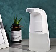 abordables -Distributeur de savon en mousse portable automatique pour cuisine salle de bain Distributeur de savon automatique sans main Distributeur de savon liquide sans bruit