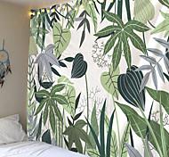 abordables -tapisserie murale art décor couverture rideau pique-nique nappe suspendu maison chambre salon dortoir décoration nature morte tropical feuille plante fleur floral
