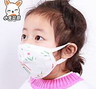 economico -3 pz vendita calda carino kaomoji-kun maschere per il viso moda inverno cotone divertente autopolvere polvere emozione kawaii mezza maschera forniture