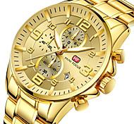 abordables -Minifocus montre-bracelet hommes top marque luxe célèbre horloge masculine montre à quartz